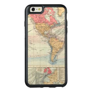 British Empire, routes, currents OtterBox iPhone 6/6s Plus Case