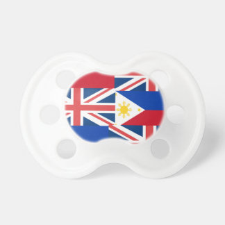 BRITISH-FILIPINO PACIFIER