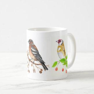 British Finches mug