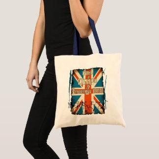 British Fish n Chips Tote Bag