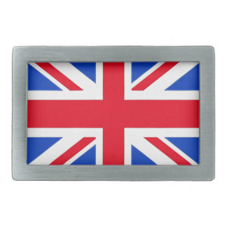 British Flag Belt Buckles
