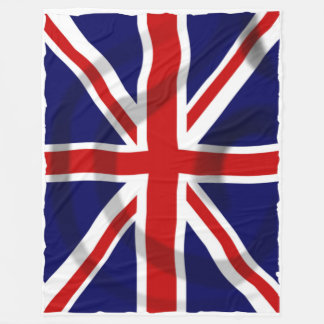 British Flag Blanket