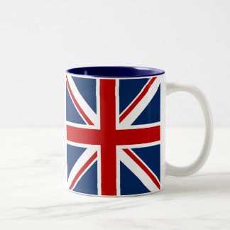 British Flag Coffee Mug