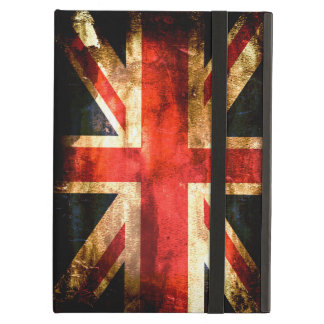British flag cover for iPad air