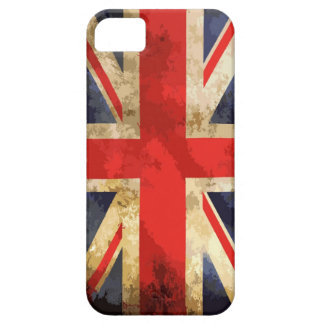 British Flag Design iPhone 5 Cover