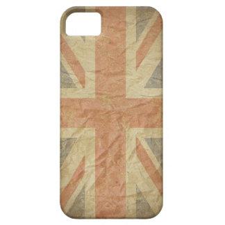 British Flag Distressed iPhone 5 Case