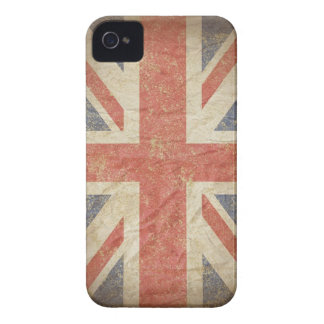 British Flag Distressed Blackberry Bold Cases
