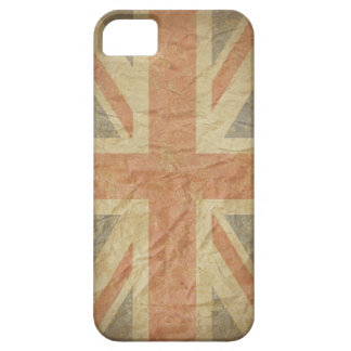 British Flag Distressed Case For The iPhone 5