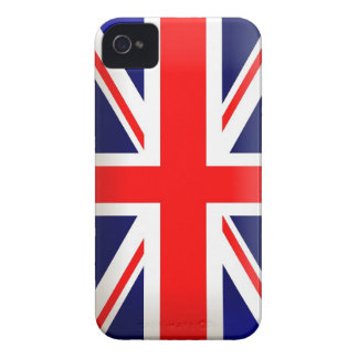 British Flag iPhone 4 Case