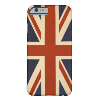 British Flag iPhone 6 case
