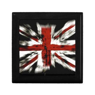 British Flag Keepsake Boxes
