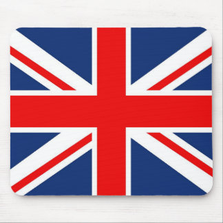 British Flag Mouse Pad
