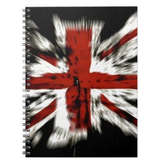 British Flag Notebooks