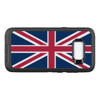 British flag OtterBox defender samsung galaxy s8+ case