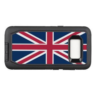 British flag OtterBox defender samsung galaxy s8 case