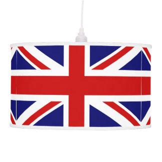 British flag pendant lamps | Union Jack design