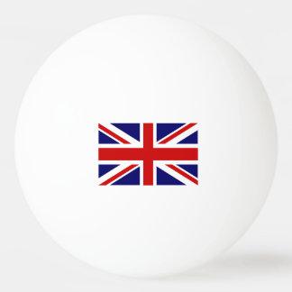 British flag ping pong balls for table tennis ping pong ball