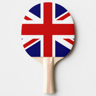 British flag ping pong paddle for table tennis