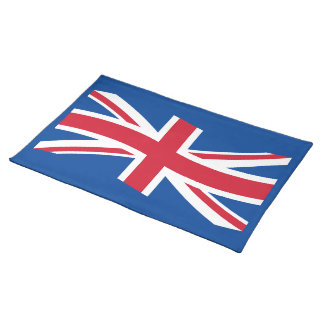 British flag placemat