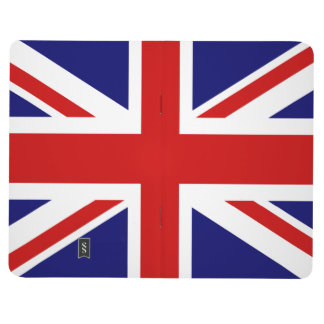 British flag pocket journal | Union Jack design