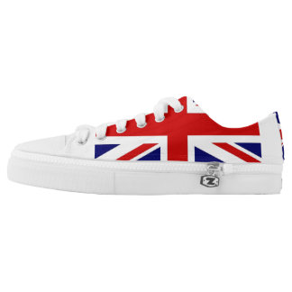 British flag, sneaker's Low-Top sneakers