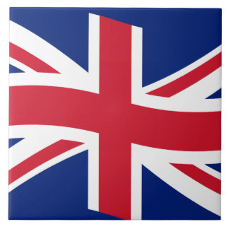 British flag tile