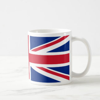 British Flag Union Jack Coffee Mug