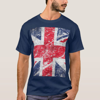 British Flag / Union Jack Flag / Union Flag T-Shirt