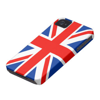 British Flag (Union Jack) iPhone 4 Cover