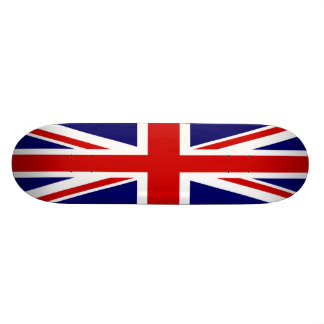 British flag  Union Jack Skate Decks