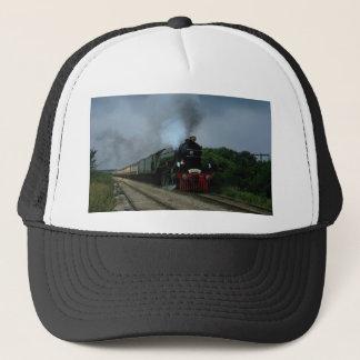 "British ""Flying Scotsman"" on tour near Parsons, KS Trucker Hat"