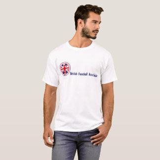 British Foosball Association logo tee