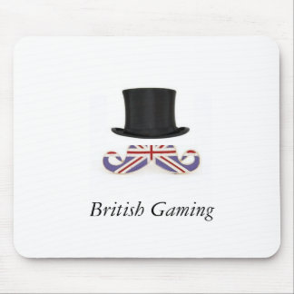British Gaming MouseMat Mouse Pad