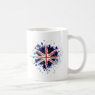 British Grunge Coffee Mug