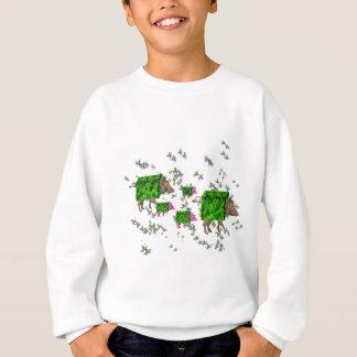 british hedge hogs sweatshirt