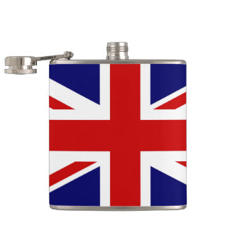 British Hip Flask