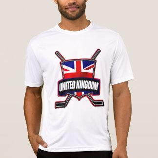 British Ice Hockey Shield T-Shirt