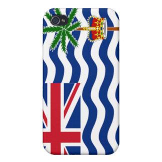 British Indian Ocean Case For iPhone 4
