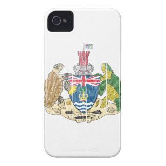 British Indian Ocean Territories Coat Of Arms Case-Mate iPhone 4 Cases