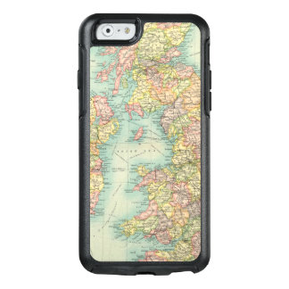 British Isles political map OtterBox iPhone 6/6s Case