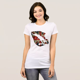 British Kiss of Death T-Shirt