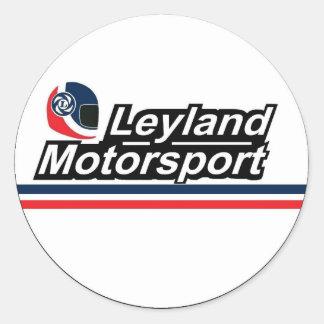 British Leyland Motorsport Sticker