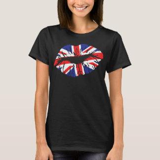 British Lips T-Shirt