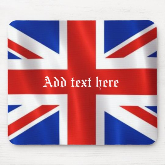 British Love_ Mouse Pad