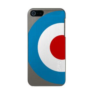 British Mod Target Design Incipio Feather® Shine iPhone 5 Case