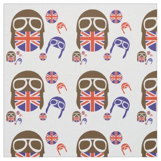 British Motorcycle Fabric