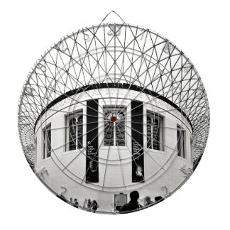 British Museum Dartboard