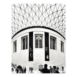 British Museum Letterhead Template