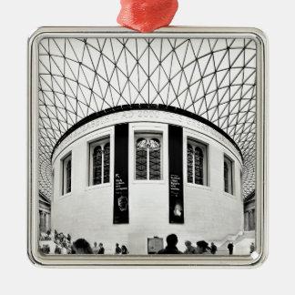 British Museum Metal Ornament