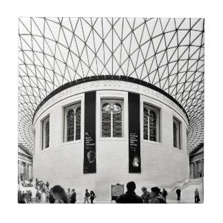 British Museum Tile